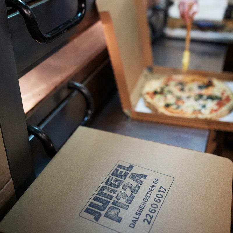 jungel pizza